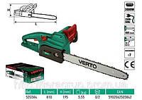 Пила цепная 2000Вт + цепь для цепной пилы,  VERTO  52G584, 52G584-71