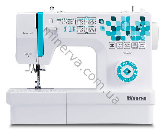 "Швейная машинка Minerva Select 45 ""M-SL45"", фото 2"