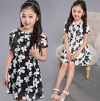 Легке, літнє плаття для дівчинки