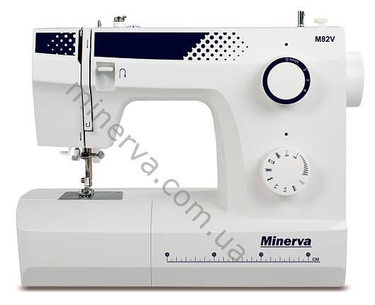 "Швейная машинка Minerva M82V ""M-М82V"", фото 2"