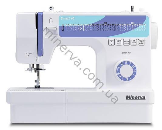 """Швейная машинка Minerva Smart 40 """"M-SM40"""", фото 2"""