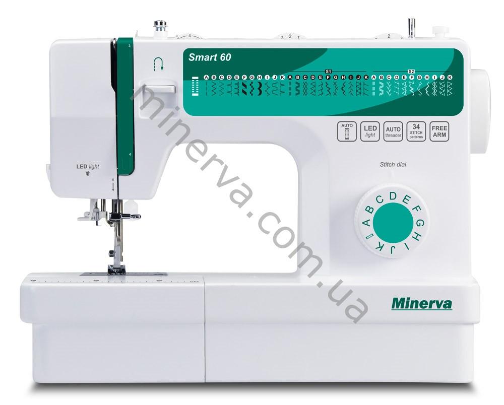 """Швейная машинка Minerva Smart 60 """"M-SM60"""""""