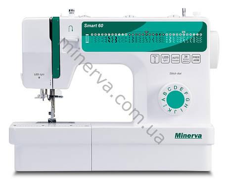 """Швейная машинка Minerva Smart 60 """"M-SM60"""", фото 2"""