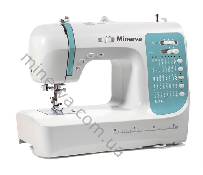 "Швейная машинка Minerva MC 40 ""M-МС40"""