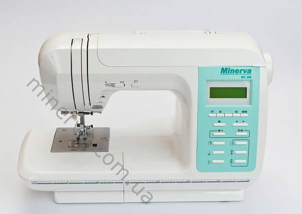 "Швейная машинка Minerva MC 200E ""M-MC200E"", фото 2"
