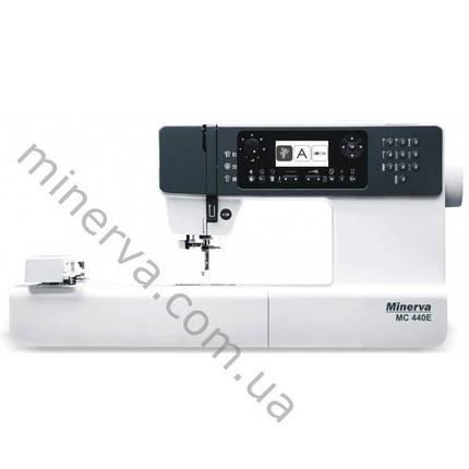 """Швейная машинка Minerva MC 440E """"M-MC440E"""" + набор для шитья в ПОДАРОК, фото 2"""