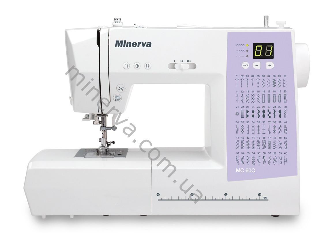 "Швейная машинка Minerva MC 60C ""M-MC60С"""