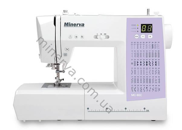 "Швейная машинка Minerva MC 60C ""M-MC60С"", фото 2"