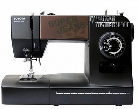 """Швейная машинка TOYOTA Super Jeans 34 """"T-SJ34"""", фото 2"""