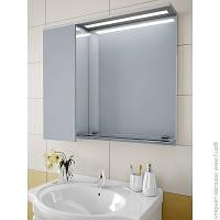 Шкаф-зеркало Garnitur 33L с LED подсветкой и полкой (200132)