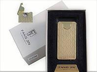 """Спиральная USB-зажигалка """"Абстракция"""" №4794B-5, модный и стильный аксессуар делового человека"""