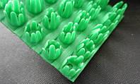 Щетинистое покрытие - зеленое
