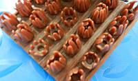 Щетинистое покрытие - коричневое