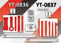 Набор съемников внутренней обивки автомобиля 5шт, YATO YT-0836