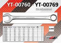 Ключ комбинированный рожково-накидной 34мм, YATO YT-00760