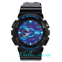 Часы Casio G-Shock GA-110 BLACK-PURPLE AAA