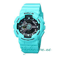 Часы Casio Baby-G BA-110 MINT AAA