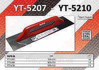 Тёрка нержавеющая гладкая 380х130мм,  YATO  YT-5207.