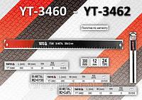 Полотно по металлу 300/12мм, 5 шт,  YATO YT-3460