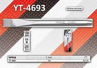 Зубило плоское 12 мм, L= 130мм,  YATO  YT-4693.