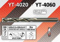 Сверло по металлу HSS-COBALT 4,8мм., YATO YT-4048