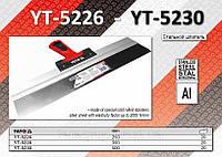 Стальной шпатель 250мм,  YATO  YT-5226.