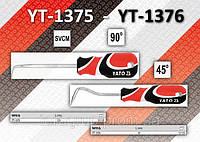 Острие с загнутым концом 90º, 125мм, YATO YT-1375