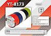 Набор разноцветной изоленты 10 шт,  YATO  YT-8173