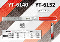 Надфиль алмазный 3х140х50мм,  YATO  YT-6140., фото 1