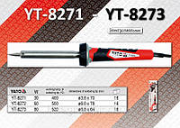 Электропаяльник 30 Вт., 230 В,  макс. t= 400°С,  YATO  YT-8271