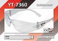 Очки защитные открытые,  YATO  YT-7360, фото 1