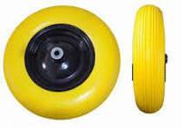 Колесо пенополиуретановое 3.00-8, диаметр 346 мм