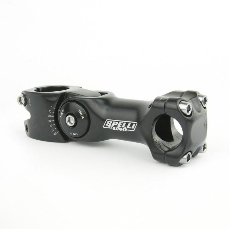 Вынос руля велосипеда UNO AS-822 a-head 25.4 mm. регулируемый