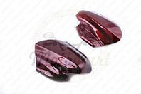 """Пластик Active накладки на перья """"KOMATCU"""" (красные) (код товара P-2164)"""