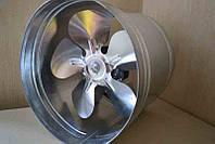 Вентилятор для вытяжки 200 мм, 1350 об/мин,