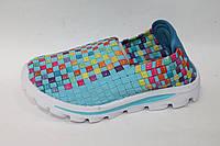 Детские весенние кроссовки из сетки от фирмы Kellaifeng TB187-2 (10 пар, 27-32)