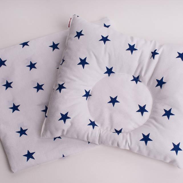 """Ортопедична подушка для немовлят """"Зоряне небо"""""""