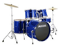 Барабанная установка MAXTONE MXC3005 met.blue