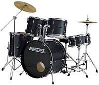 Барабанная установка MAXTONE MXC110 black