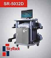 Компьютерный стенд развал-схождения SkyRack SR-5032D