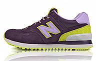 "New Balance 574 BFF Pack ""Purple Candy"" W 37"
