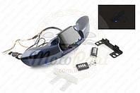 """Аудиосистема 2.0 mod:MT610 """"NEO"""" траверсная (2"""", 2*5W синие,сигнализация, МР3/USB/SD, водонепрониц.) (код товара A-875)"""
