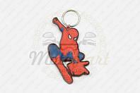 """Брелок резиновый """"SPIDER MAN"""" (#0083) (код товара N-1254)"""