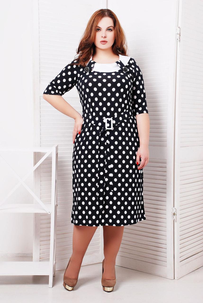 97b61cabe6e Купить Платье из трикотажа