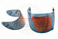 "Стекло (визор) шлема-интеграла ""TKD"" (тонированное) (код товара V-1059)"