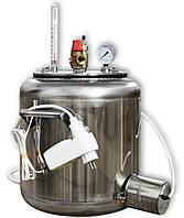 Универсальный автоклав пищевой A8 electro, нержавеющая сталь, мощность 1,5 кВт, вес 9 кг, 7-8 банок