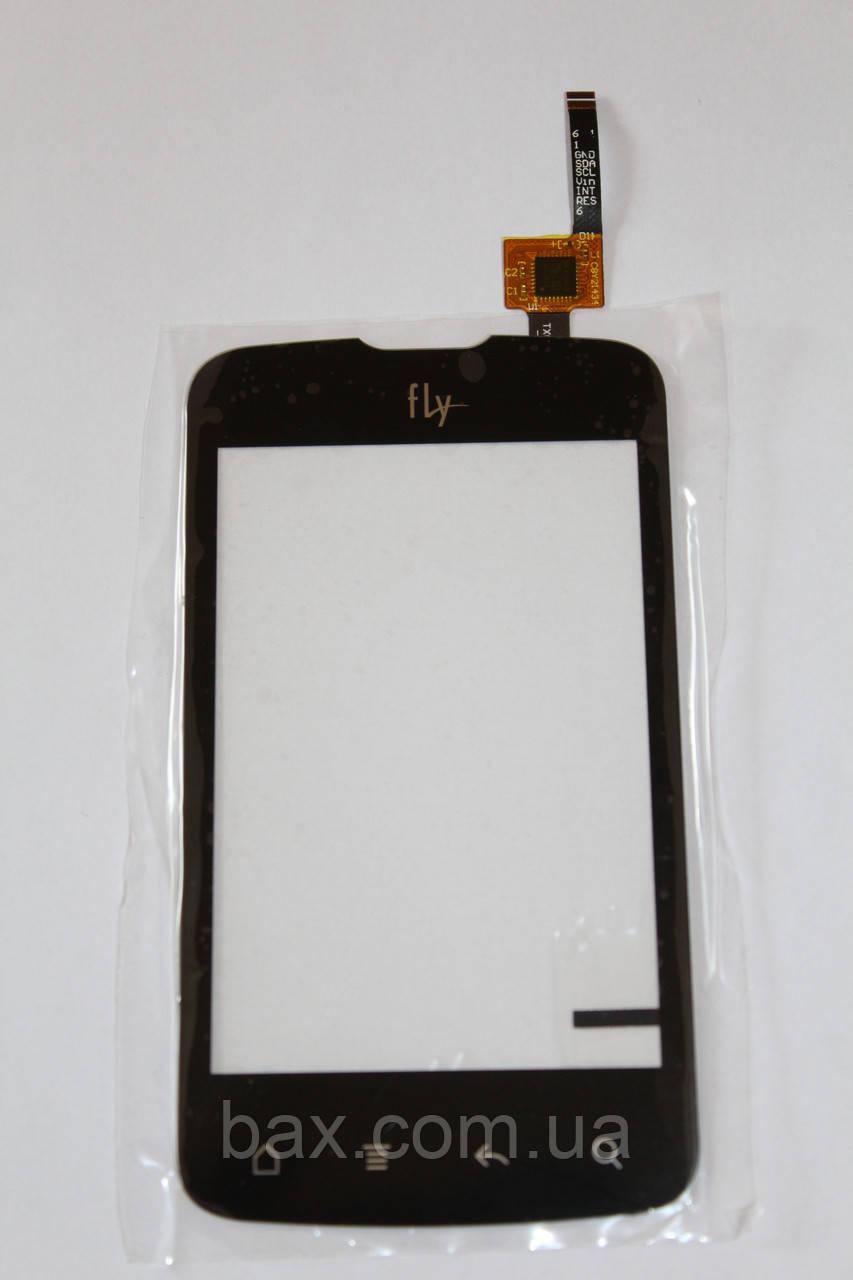 Fly IQ238 сенсор оригинал черный