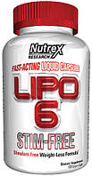 Nutrex Lipo-6 Stim-Free 120 liqui-caps