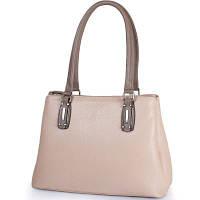 Сумка деловая Desisan Женская кожаная сумка DESISAN (ДЕСИСАН) SHI2924-606-Pudra