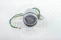 Тахометр выносной универсальный (цифровой, хром) (mod:MY-170) (код товара P-1658)